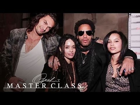 Lenny Kravitz On His Ex-wife, Lisa Bonet: we're One Big Happy Family - Oprah's Master Class - Own video