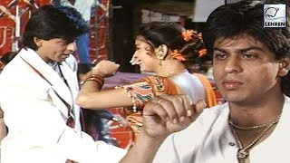 Ram Jaane On Location Interview | Shah Rukh Khan | Juhi Chawla | Flashback Video