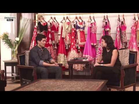 Manish Malhotra In Conversation With Sujata Assomull Sippy || Designer's Diary