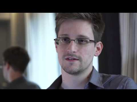 NSA whistleblower Edward Snowden: 'I don't want to live in a society t...