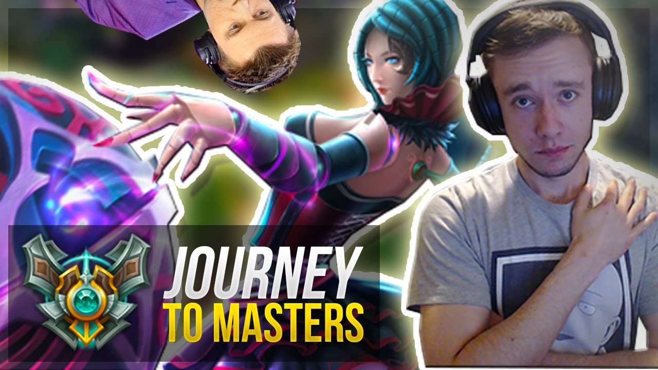 IT'S WIN OR DIE..GODMERCY RETURNS? | Journey To Masters #37 - League of Legends