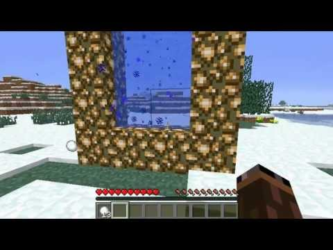 Minecraft Tutorial: Ein Aether Portal bauen [Deutsch/HD]