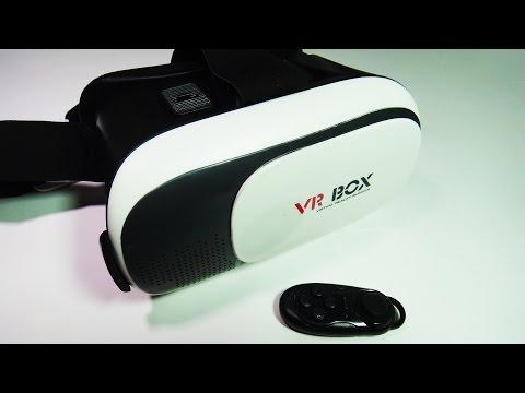 3D ОЧКИ Виртуальной реальности VR BOX типа Google CardBoard, Gear VR