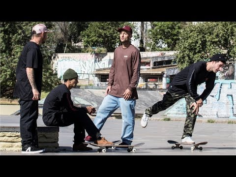 "Alfa Shoes ""Feito para andar de skate"" Video 1 - IAPI"