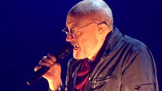 Phil Collins In The Air Tonight Td Garden Boston Ma 10 09 2018
