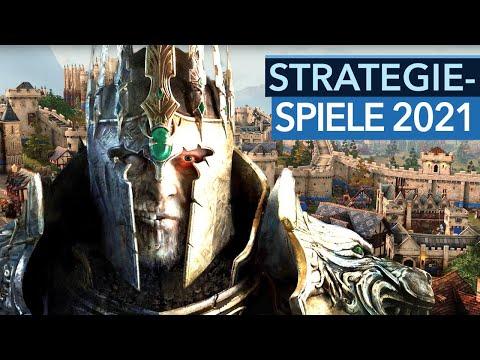 Die 11 spannendsten Strategiespiele 2021