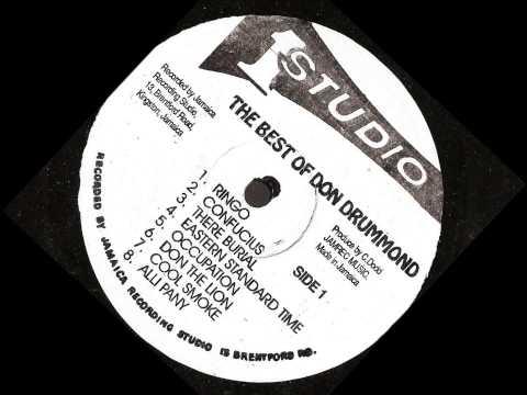 Don Drummond -- best of -- full album -- Studio 1 records (1968 )