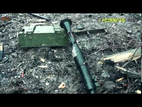 18+, the horrors of war in Ukraine, Uglegorsk, New Russia [full version]