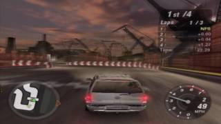 Need for Speed: Underground 2 Gameplay Walkthrough - Cadillac Escalade Street X Test Drive