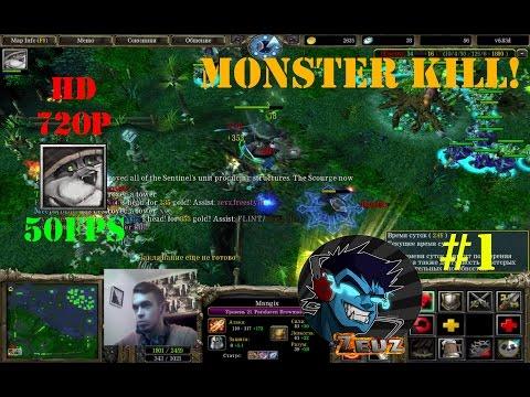 ★DoTa Mangix, Pandaren Brewmaster  - GamePlay | Guide ★ Monster Kill! ★ #1