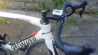 Luci sulla bicicletta grande idea