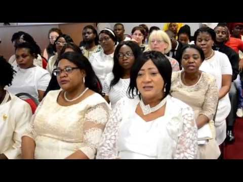 CFT Berlin Women Conference 2016 - Day 5 - Thanksgiving Service - 12.06.2016