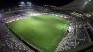 Musco Lighting – Twickenham Stadium DMX Special Effects