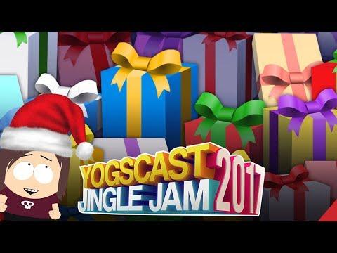 Yogscast Jingle Jam 2017 Bundle || 100% Charity New Games Everyday