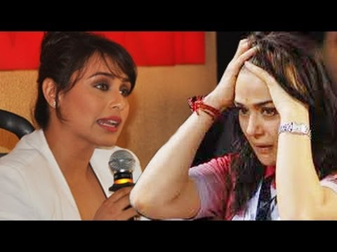 Rani Mukherjee's Shocking Comment On Preity Zinta Molestation Case video