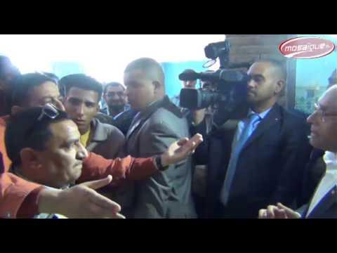 image vidéo زيارة المنصف المرزوقي للحدود التونسية
