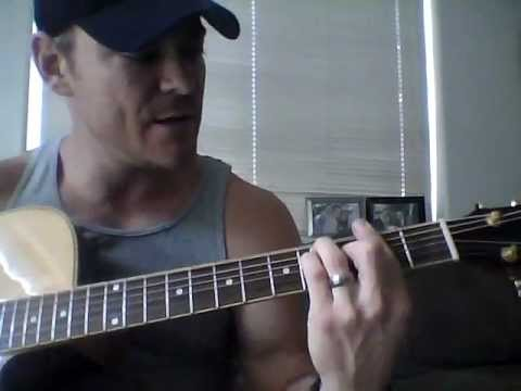 How To Play Personal Jesus On Guitar - Johnny Cash Version video