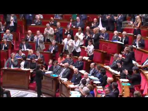 Echange Vif entre Eric Ciotti et Christiane Taubira  sur la justice des mineurs
