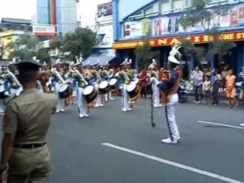 Akmil Marching Band | Mayoret Attraction