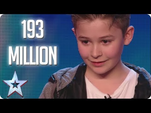 Our most watched Audition EVER!  Britains Got Talent
