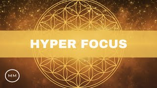 Hyper Focus - 20 Hz - Increased Memory / Concentration - Focus Music - Binaural Beats