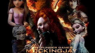 Non//Disney- The Mockingjay Part 2 Trailer