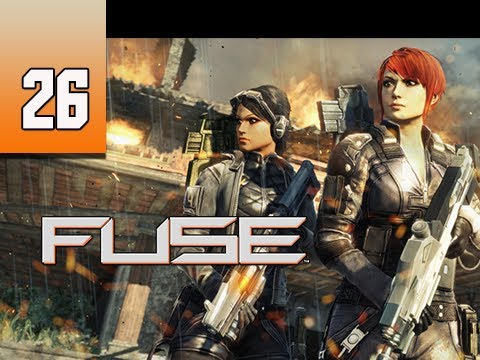 Fuse Gameplay Walkthrough - Part 26 Let's Play Commentary
