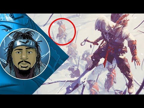 Assassin's Creed 3 - Black Guy Revi