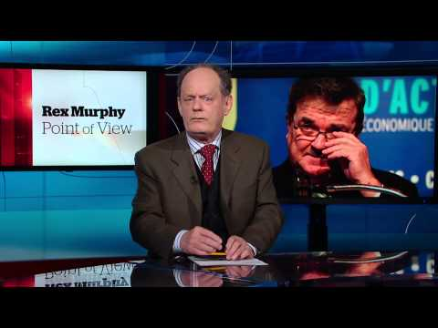 Rex Murphy: A Tribute to Jim Flaherty