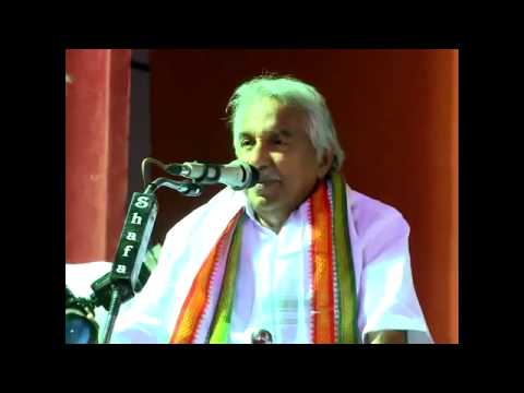 Loksabha Election 2014 - Oommen Chandy's speech at Palakkad UDF Convention