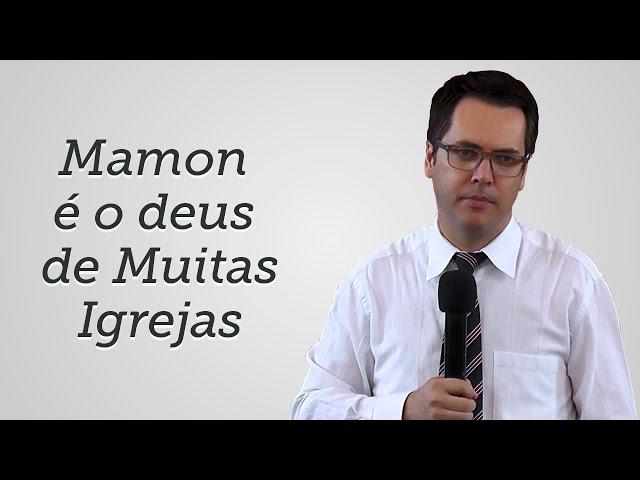 [Trecho] Mamon é o Deus da Igreja Evangélica Brasileira - Leandro Lima