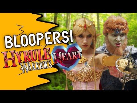 Bloopers: Hyrule Warriors Heart