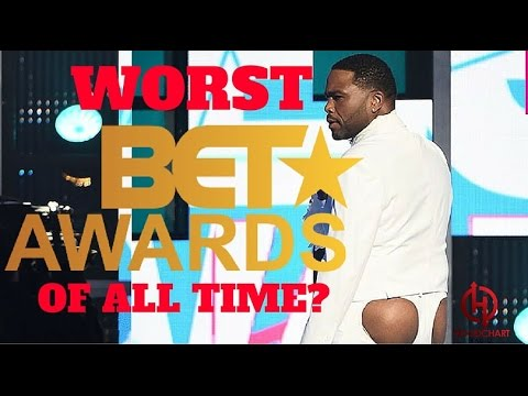 2016 BET AWARDS WORST OF ALL TIME?