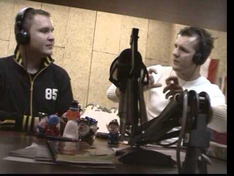 Mariusz&Mariusz za Kulisami  Audycji Radiowej , kiedys w Radio Roma