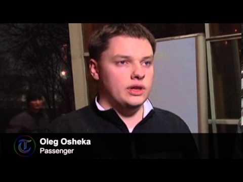 Ukraine plane crash: 'there was a crack'