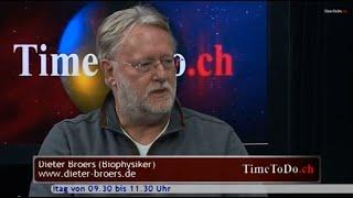 Dieter Broers - Der verratene Himmel