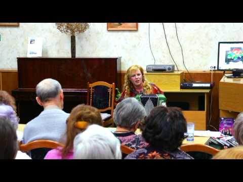 Народные и застольные песни - Отговорила роща