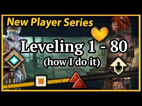 Download Guild Wars 2  - 1-80 Leveling Guide! how I do it Mp4 baru
