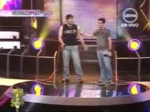 Yo Soy Peru 05 06 12 Casting Bon Jovi always you Give Love A Bad Name video