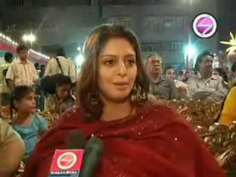 NAGMA INTERVIEW IN 2006.flv