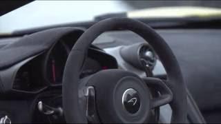 McLaren 675LT Spider - Interior Design | AutoMotoTV