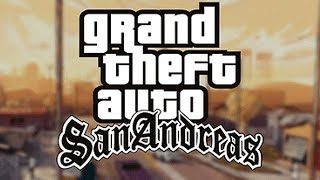 Сибирский стрим. Grand Theft Auto: San Andreas