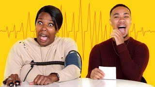 My Mom Gets Hooked Up to a Lie Detector | Fess Up | Cut