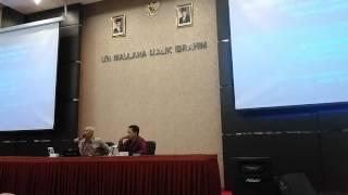 Prof. Dr. H. Azyumardi, MA (Isu-Isu Kontemporer Pendidikan Islam)