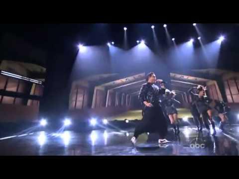 Psy - Gangnam Style (american Music Awards) Ama 2012 video