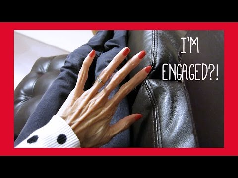 I'M ENGAGED?! | VLOGMAS DAY 19