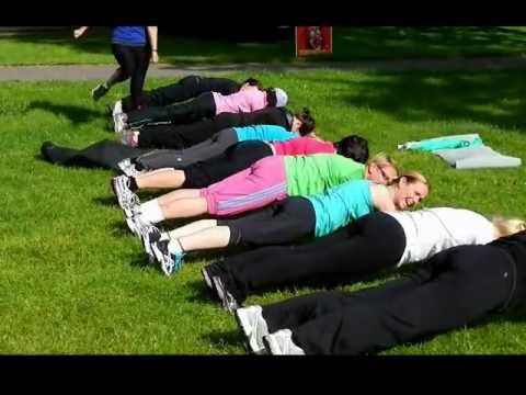 Group Exercise Outdoors Outdoor Group Exercise Ideas