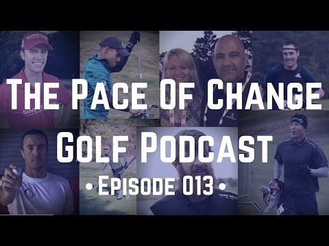 GPS Industries Field Engineer Chris Vizzerra - Ep 013 The Pace Of Change Golf Podcast