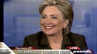 2008: Hillary No Rush to Release Tax Returns