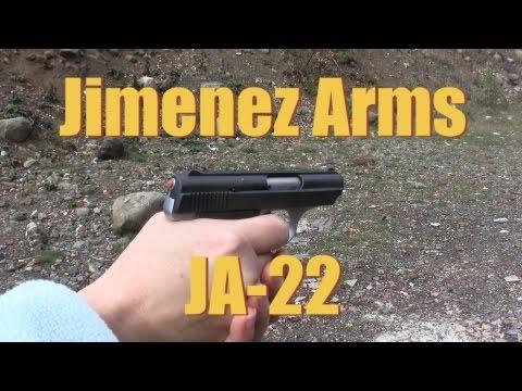 Jimenez Arms JA-22 / Jennings J-22